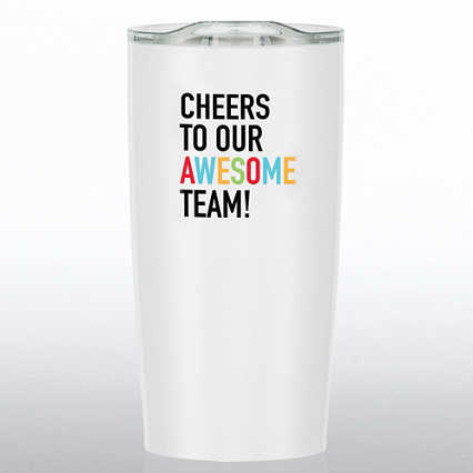 The Betti Stainless Travel Mug - Cheers To Our Awesome Team