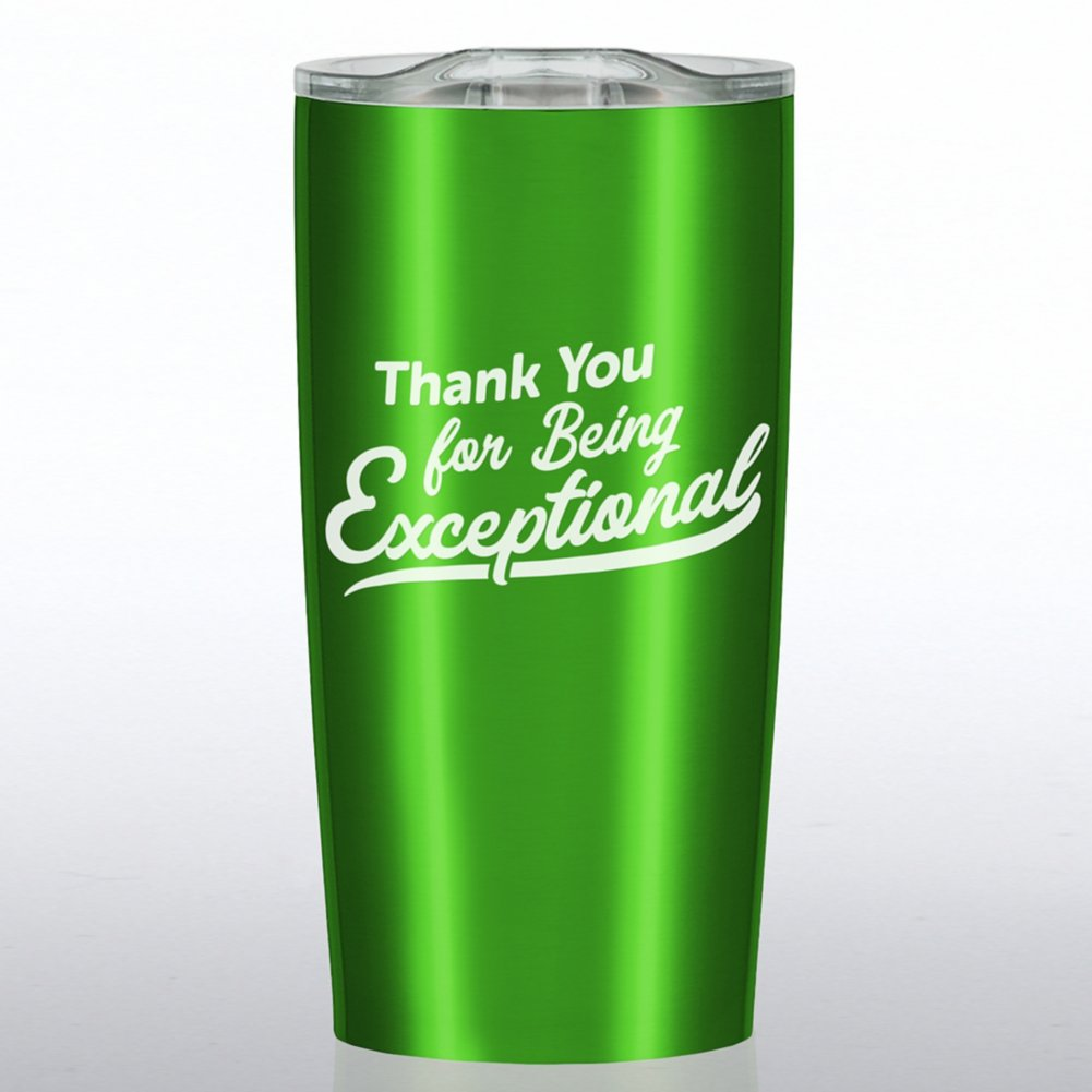 View larger image of The Betti Stainless Travel Mug - Thank You