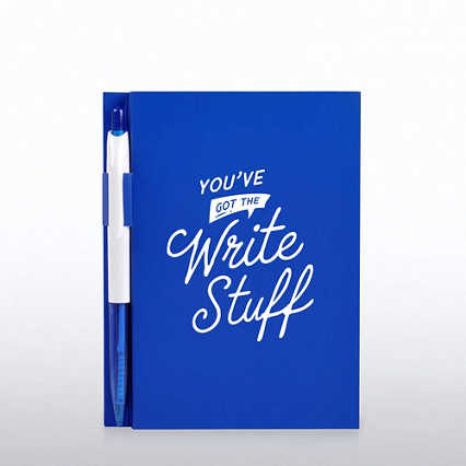 Value Journal & Pen Gift Set - Write Stuff