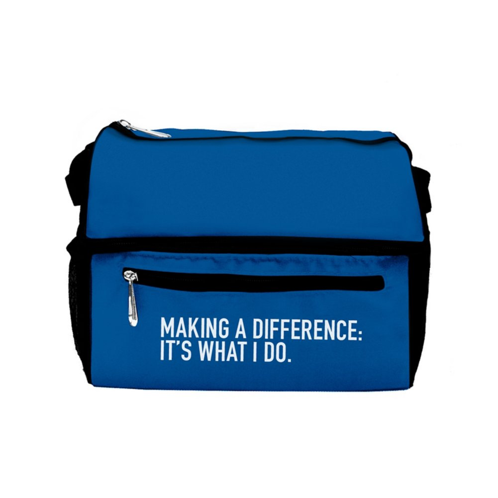 View larger image of Cool & Ready Cooler Bag - Making a Difference