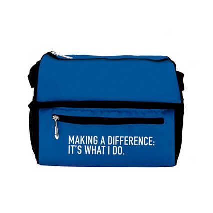 Cool & Ready Cooler Bag - Making a Difference