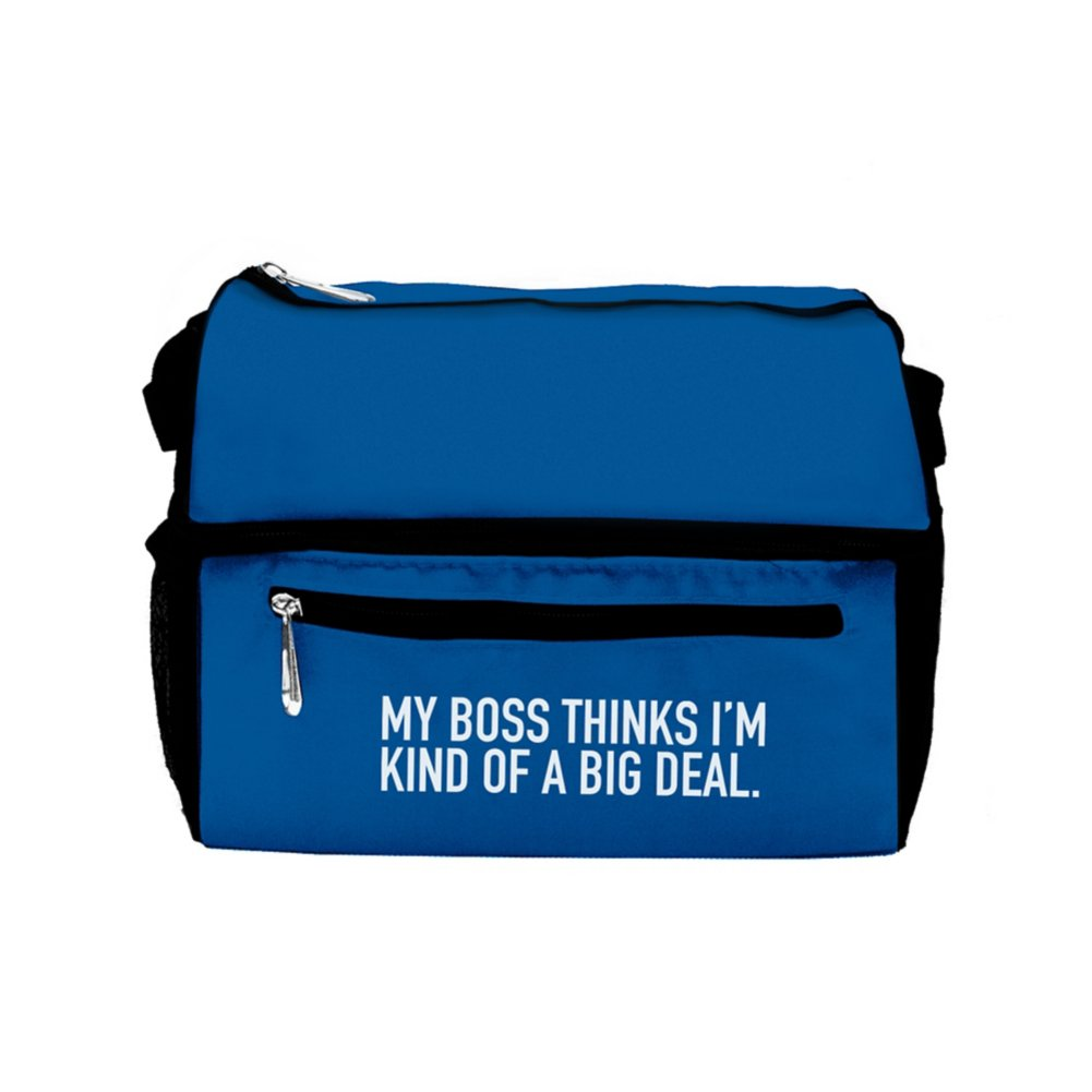 View larger image of Cool & Ready Cooler Bag - Big Deal