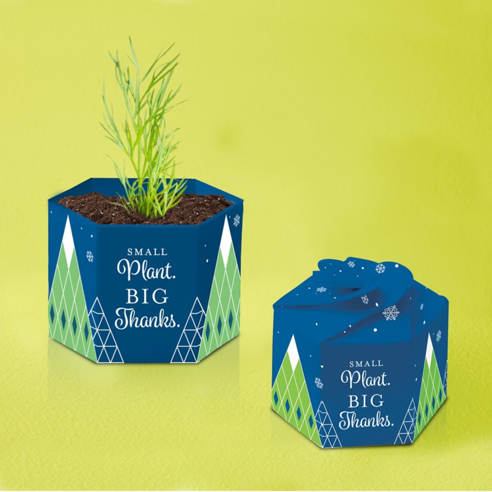 View larger image of Pop-Up Planter Starter Kit - Big Thanks