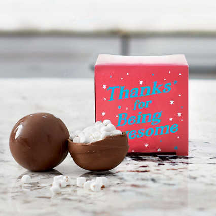 You're The (Cocoa) Bomb - Thanks for Being Awesome