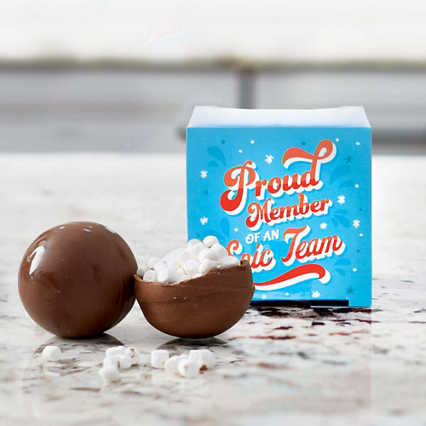 You're The (Cocoa) Bomb - Proud Member of an Epic Team