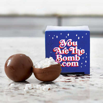 You're The (Cocoa) Bomb - You Are the Bomb.com