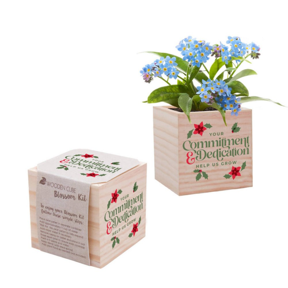 View larger image of Appreciation Plant Cube - Help Us Grow