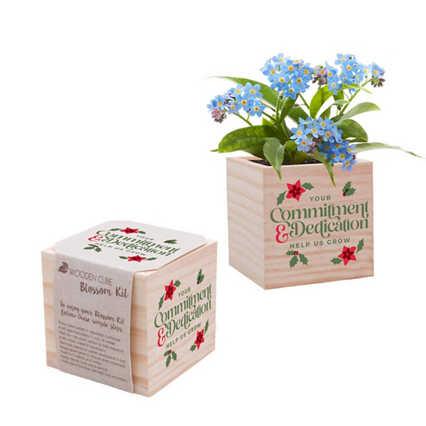 Appreciation Plant Cube - Help Us Grow