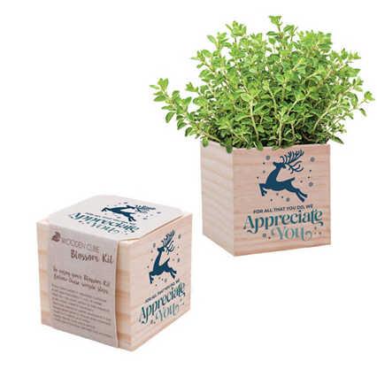 Appreciation Plant Cube - We Appreciate You