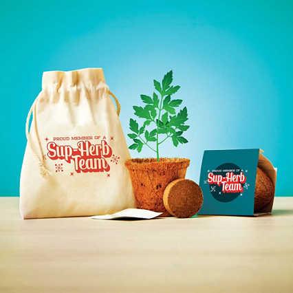 Plantable Encouragement Set - Sup-herb Team