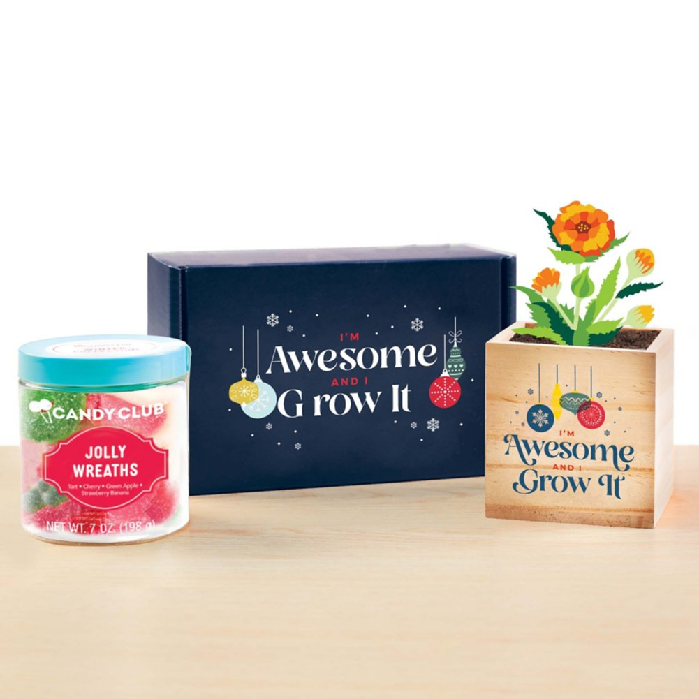 View larger image of Sweet Blooms Appreciation Plant Kit - I Grow It