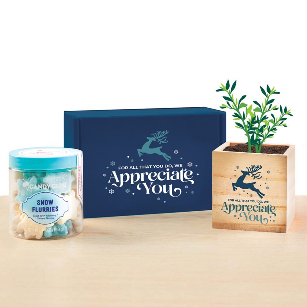 View larger image of Sweet Blooms Appreciation Plant Kit - We Appreciate You