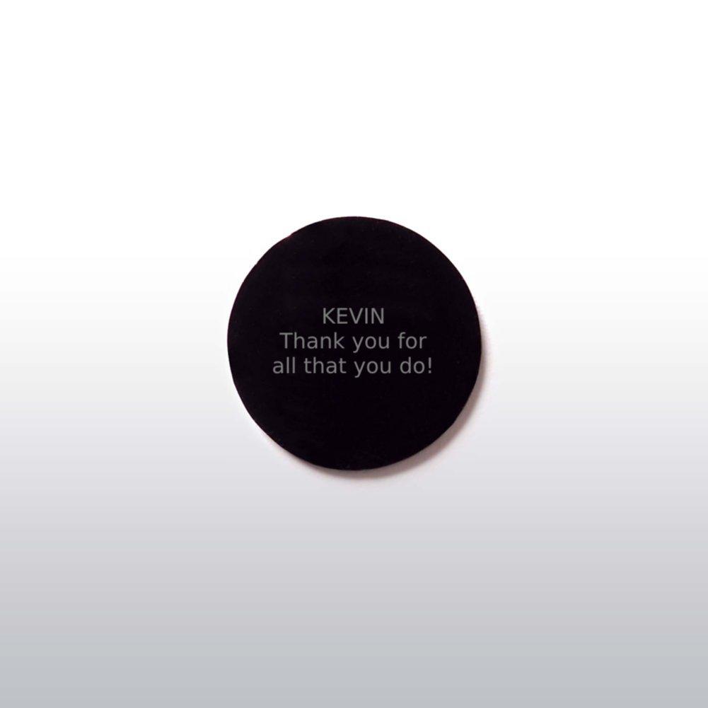 View larger image of Pocket Appreciation Token - Black