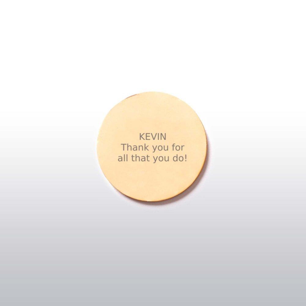 View larger image of Pocket Appreciation Token - Gold