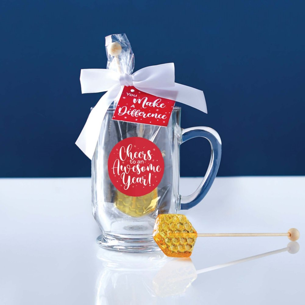 View larger image of Tea Time Gift Set - Cheers to an Awesome Year!