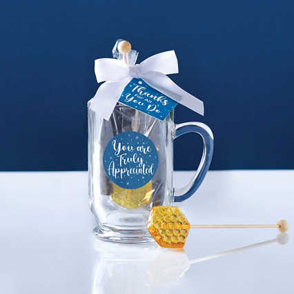 Tea Time Gift Set - You Are Truly Appreciated