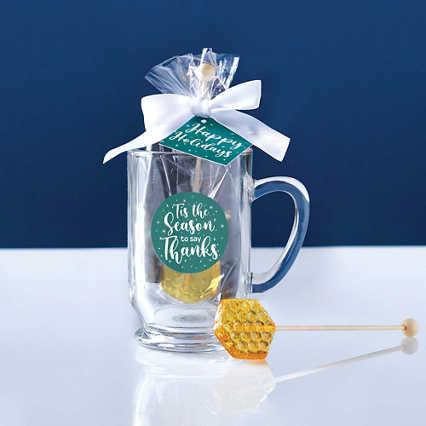 Tea Time Gift Set -Tis the Season to Say Thanks