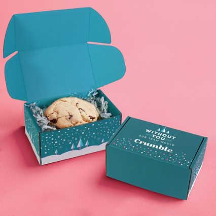 Scrumptious Cookie Box - Chocolate Chip Chunk