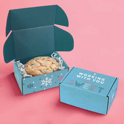 Scrumptious Cookie Box - Holiday Sprinkles