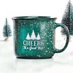 View larger image of Classic Campfire Mug - Cheers to a Great Year