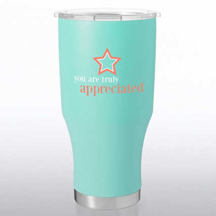 Big Sip Stainless Steel Tumbler - You Are Truly Appreciated