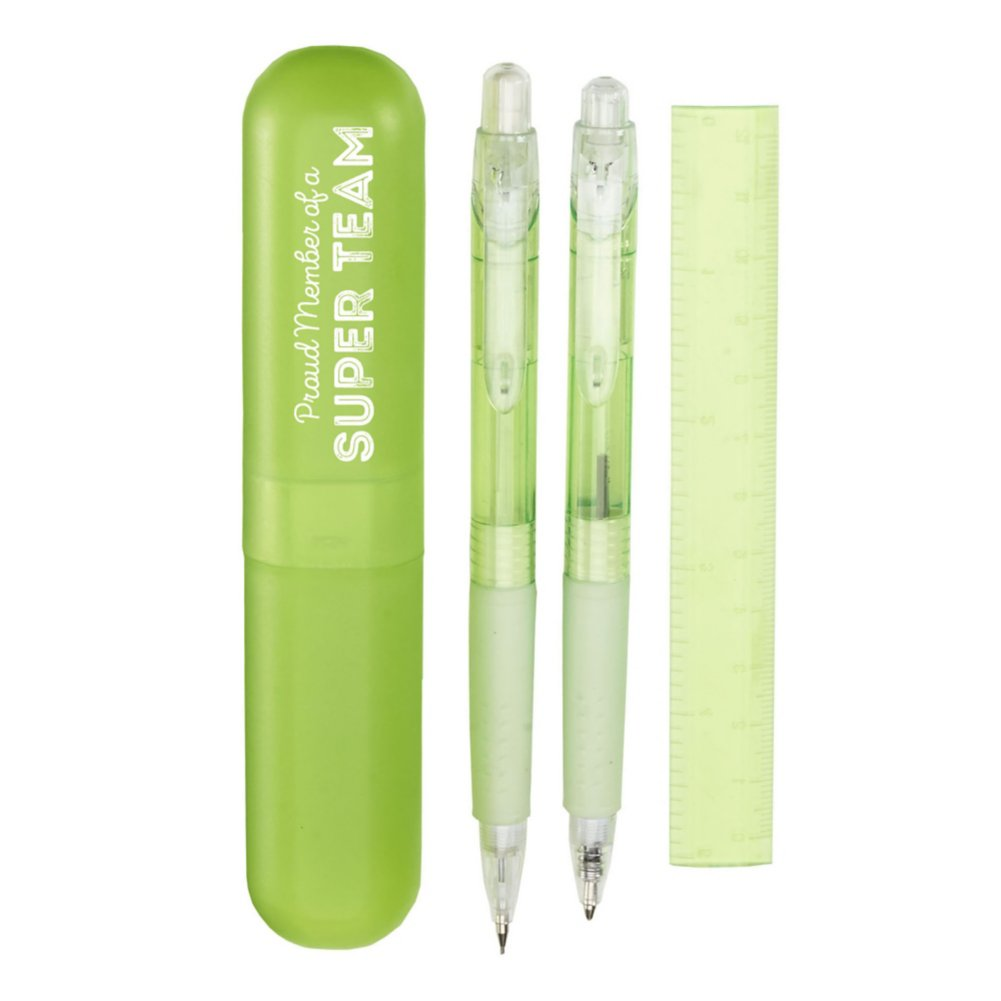 Color Pop Pen and Pencil Gift Set - Proud Member