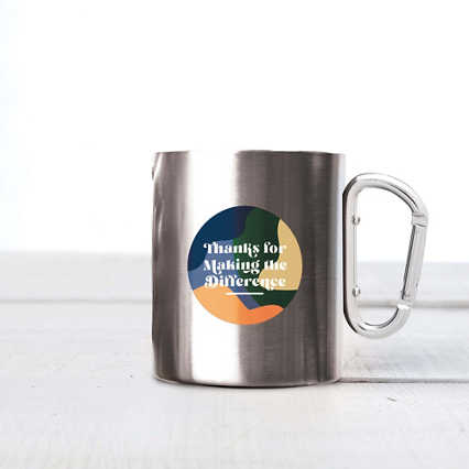 Explorer Mug - Thanks for Making a Difference