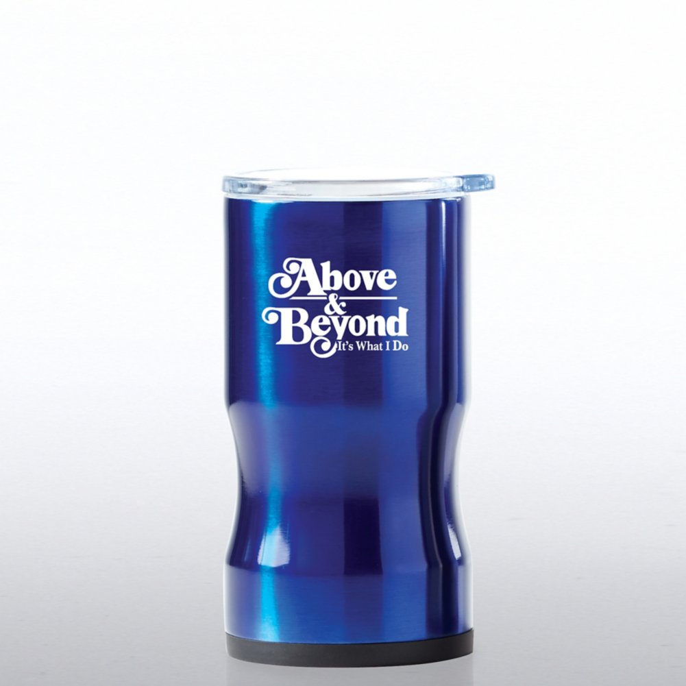 View larger image of 3-in-1 Arctic Travel Mug - Above & Beyond It's What I Do