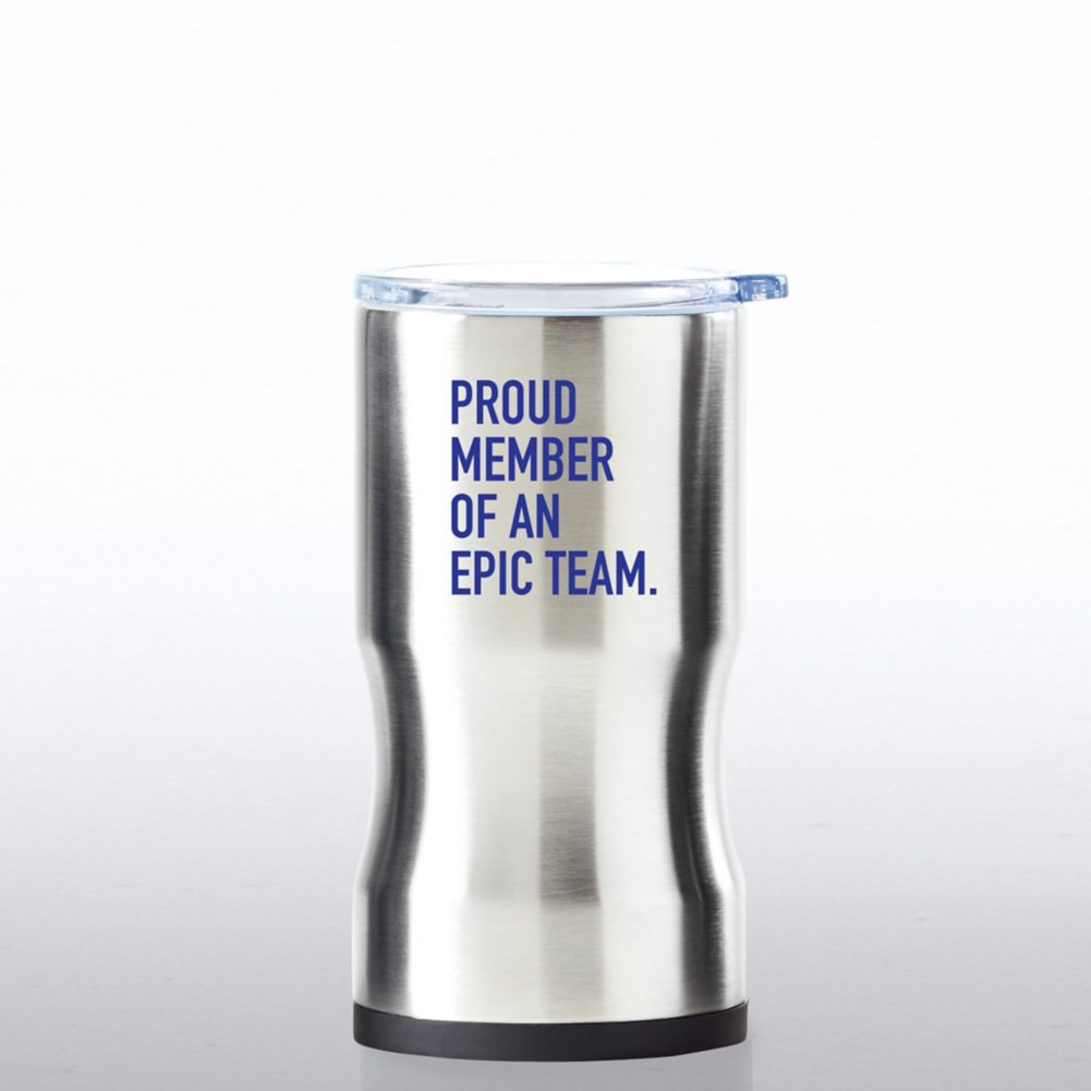 View larger image of 3-in-1 Arctic Travel Mug - Proud Member Of An Epic Team