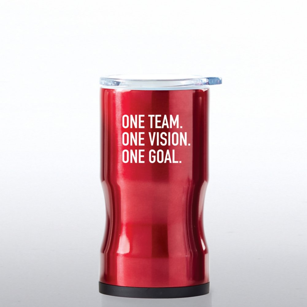 View larger image of 3-in-1 Arctic Travel Mug - One Team. One Vision. One Goal