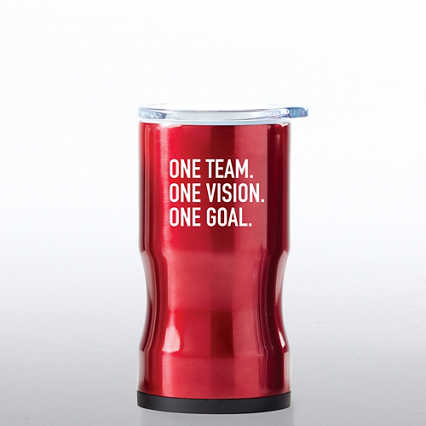 3-in-1 Arctic Travel Mug - One Team. One Vision. One Goal