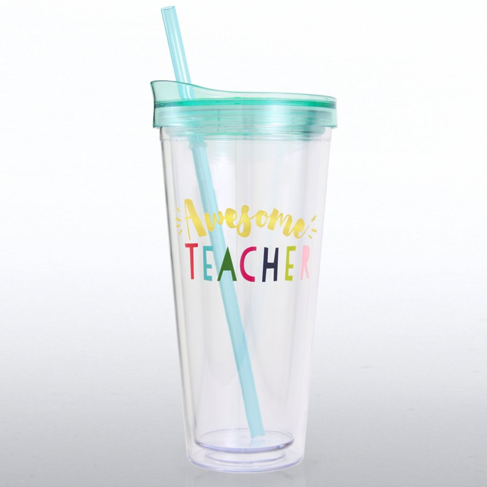 Awesome Tumbler - Awesome Teacher