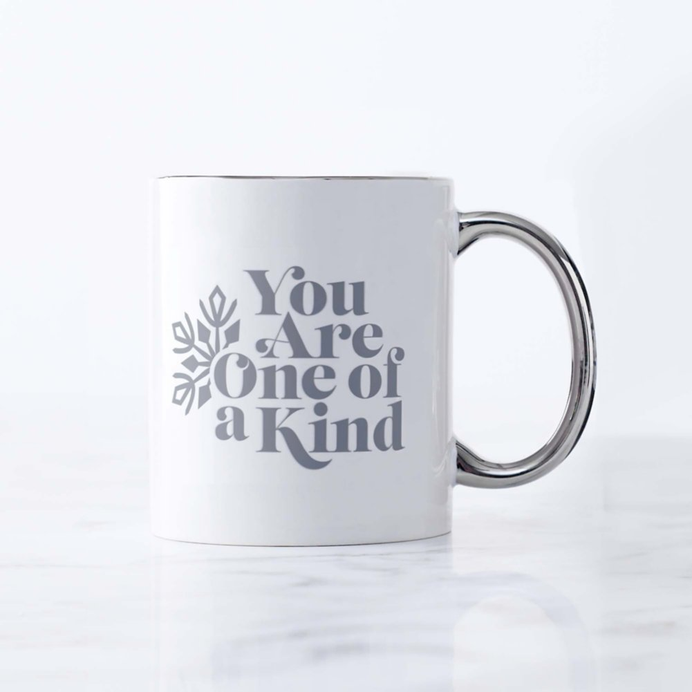 View larger image of Celebration Ceramic Mug - You Are One of a Kind