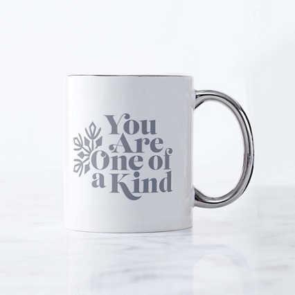 Celebration Ceramic Mug - You Are One of a Kind