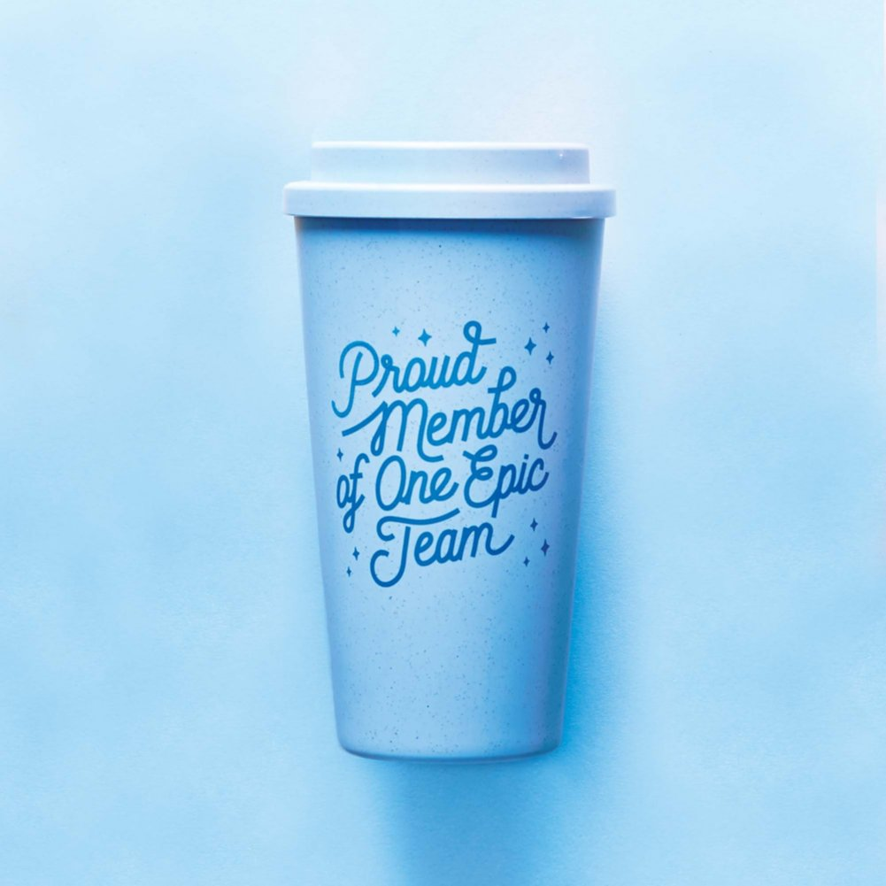 View larger image of Perfectly Pastel Wheat Tumbler - One Epic Team