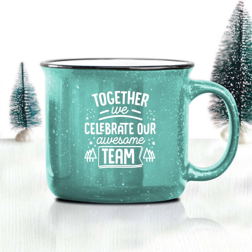 View larger image of Classic Campfire Mug - Awesome Team