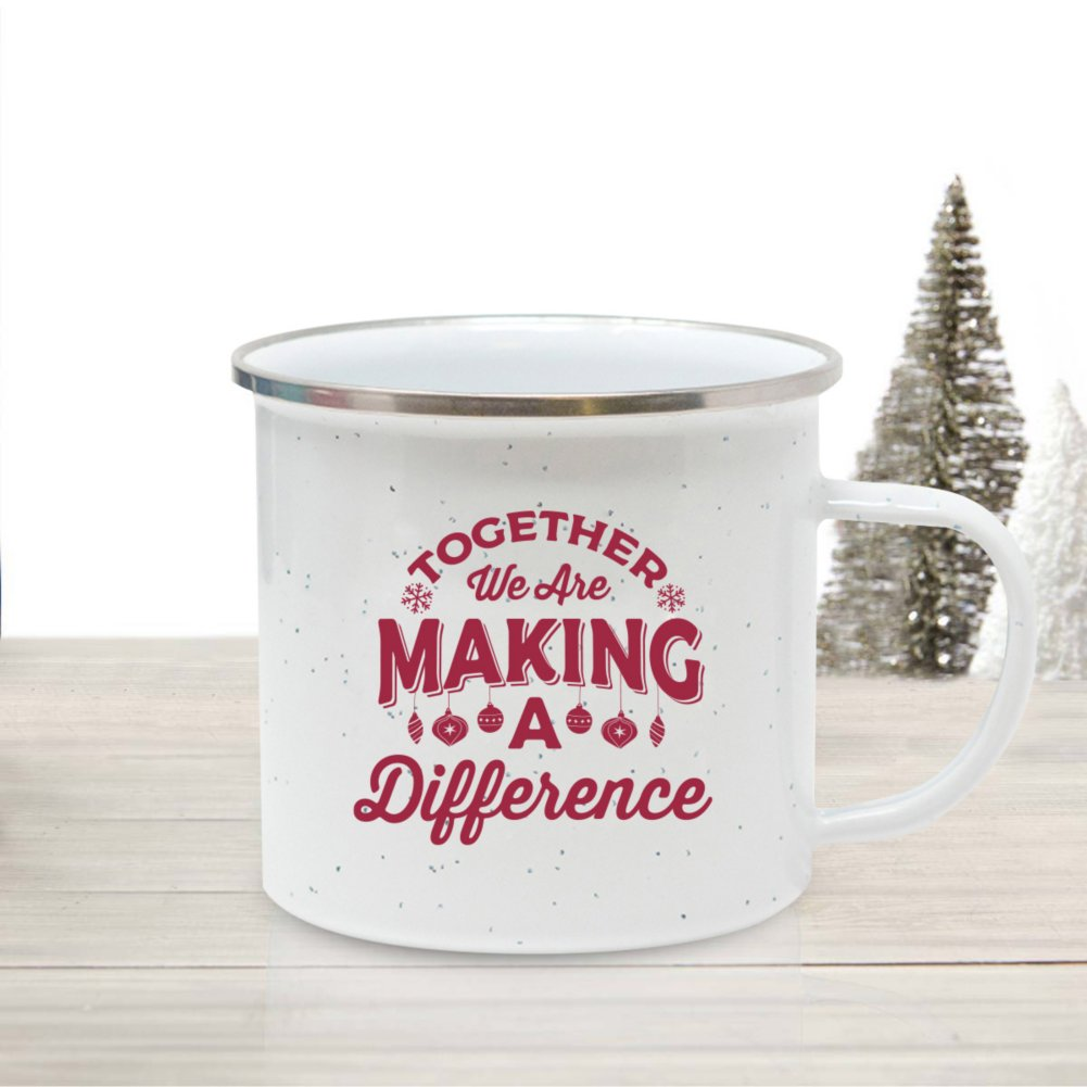 View larger image of Value Enamel Mug - Difference