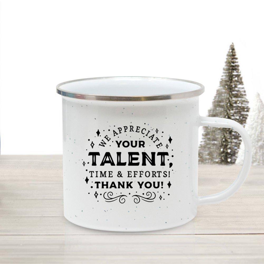 View larger image of Value Enamel Mug - Talent