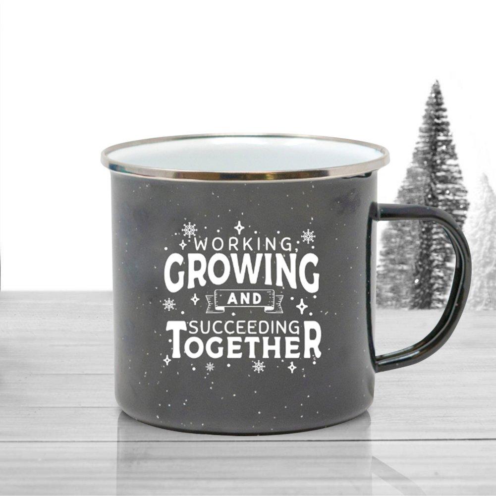View larger image of Value Enamel Mug - Together