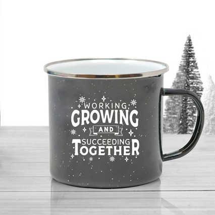 Value Enamel Mug - Together