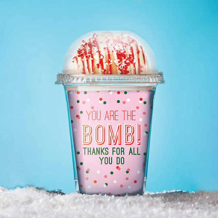 Hot Cocoa Bomb Cup - You Are The Bomb