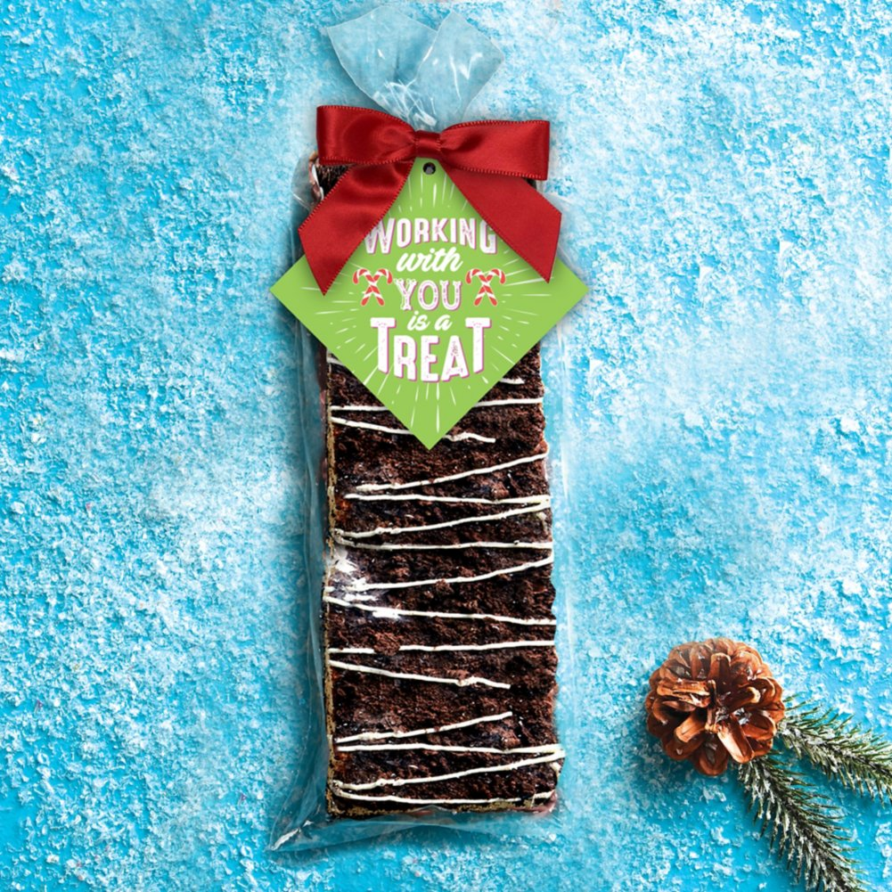 View larger image of Gourmet Crispy Rice Treat - Cookies 'n Cream