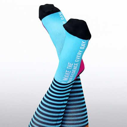 Rock'em Sock'em Socks - I Make The Difference Every Day