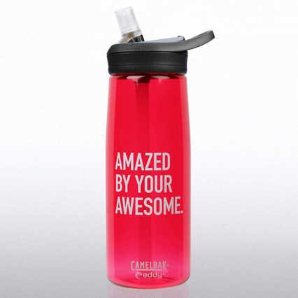 Camelbak Eddy Water Bottle - Amazed By Your Awesome