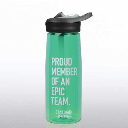 Camelbak Eddy Water Bottle - Proud Member of an Epic Team