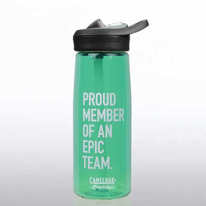 Camelbak Eddy Water Bottle - Proud Member of an Epic Team