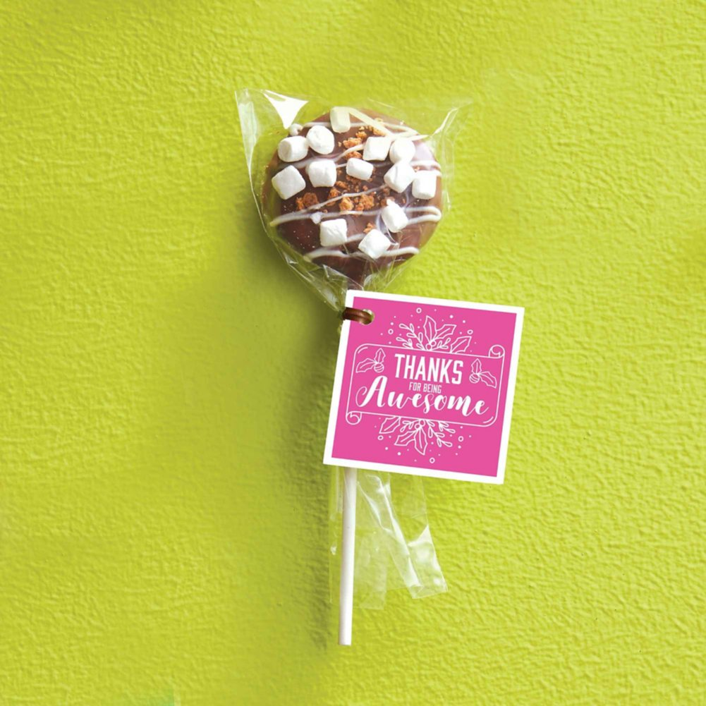 View larger image of Hand-Dipped Cookie Dough Pop - S'more