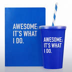 View larger image of Neon Gift Set - Awesome: It's What I do
