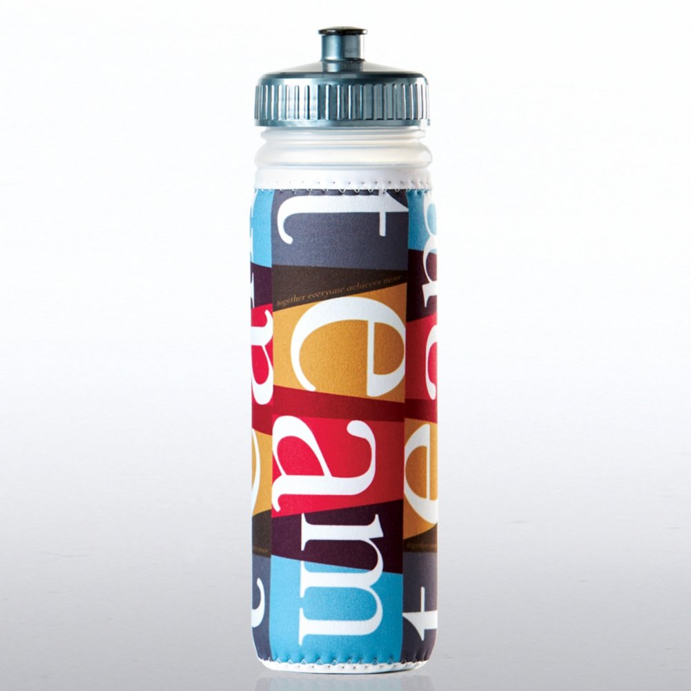 View larger image of Full O' Color Value Water Bottle - Team