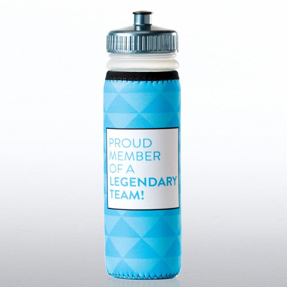 Full O' Color Value Water Bottle - Proud Member